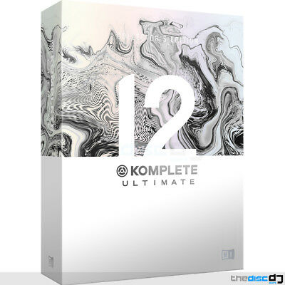 NI Komplete 12 Ultimate Collectors Edition UPGRADE From KU8-12 • 489£