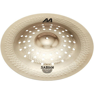 Sabian 21916CS AA Vintage Bright Thin Effect Chinese Holy China Cymbal 19  • 194.02£