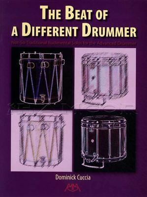 The Beat of A Different Drummer Snare Drum Music Book Rudimental Solos Advanced