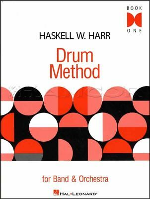 Drum Method For Band & Orchestra Sheet Music Book 1 Snare Drum Learn To Play