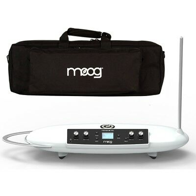 Moog Theremini Theremin W/ 32 Sounds Built-in Speaker MIDI/CV Out + Gig Bag • 300.11£