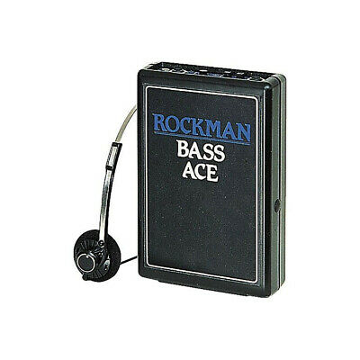 Rockman Bass Ace Bass Guitar Headphone Amp • 67.73£