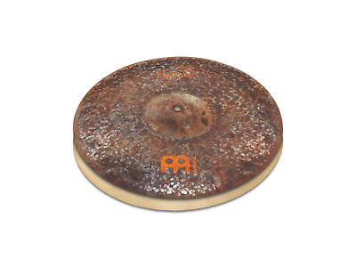 Meinl Byzance Extra Dry Medium Thin Hi Hat Cymbals 15  - Video Demo • 379.92£