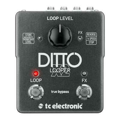 TC Electronic Ditto X2 Looper Pedal • 131.28£
