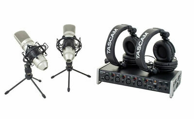 Tascam Trackpack 4x4 • 309£