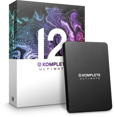 Native Instruments Komplete 12 Ultimate Music Production Suite • 959£