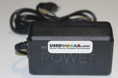 USEDPEDALS 18v AC Adapter Power Supply Mod Amptweaker TightDrive Jr Bass Or Pro • 9.51£