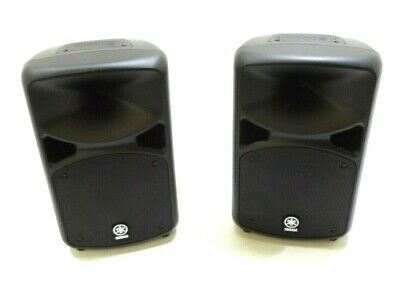 Yamaha Stagepas 600BT Portable PA System- INCOMPLETE -RRP £735 • 449£
