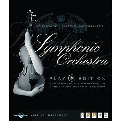 EastWest Symphonic Orchestra Gold Edition • 162.02£