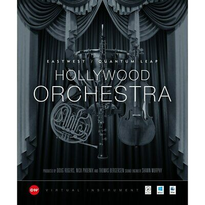 EastWest Hollywood Orchestra Gold & Solo Instruments Bundle - Virtual Instrument • 608.25£