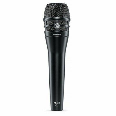 Shure KSM8/B Dualdyne™ Vocal Microphone (Black) • 380.65£