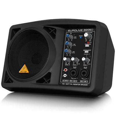 Behringer Eurolive - B205D - Active PA And Monitor Speaker System • 213.40£