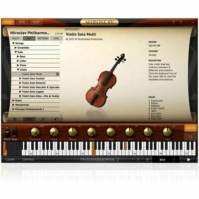 IK Multimedia Miroslav PhilHarmonik 2 Crossgrade • 304.93£