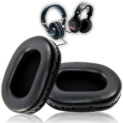 HQRP Pair Black Ear Pads Replacement For Sony MDR-7506 MDR-V6 MDR-V7 MDR-CD900ST • 10.84£