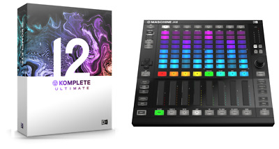 Native Instruments Maschine Jam + Komplete 12 Ultimate Bundle • 1,074.81£