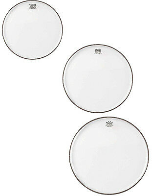 Remo Tom Drumhead Pack 12/14/16 Coated Emperor