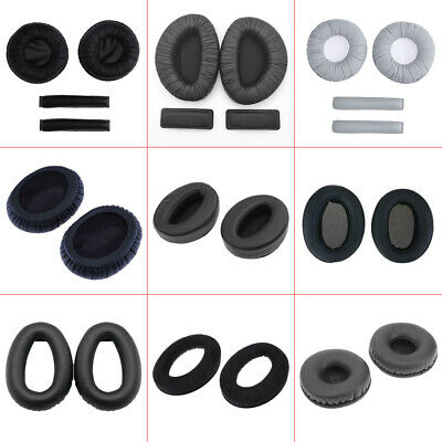1 Pair Replacement Headphone Sponge Ear Pad Cushion For Sennheiser HD215 Models • 5.44£