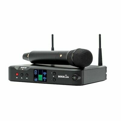 Rode Rodelink Performer Kit Digital Wireless Audio System For Vocal Performan... • 381.09£