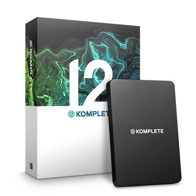 Native Instruments Komplete 12 UPDATE From Komplete 8-11 (NEW) • 141£