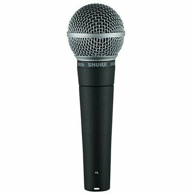 F/S SHURE SM58-LCE Microphone PC Game  From Japan YSSH2 • 129.37£