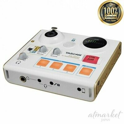 TASCAM Home Broadcasting Equipment MiNiSTUDIO PERSONAL US-32W USB Interface F/S • 63.57£