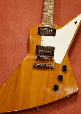Gibson Explorer 2019 -Antique Natural- From Japan • 1,379.59£