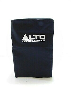 Alto Padded Cover For TS215 And TS315-DAMAGED- RRP £26 • 14£