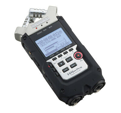 Zoom H4n Pro Portable 4-Track Audio Recorder (NEW) • 213.86£