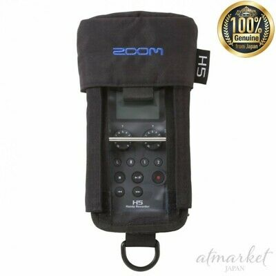 Zoom PCH-5 Water-Resistant Protective Case For H5 Handy Recorder From JAPAN • 37.28£