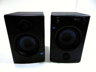 Presonus Eris E4.5 Active Studio Monitors, Pair -DAMAGED- RRP £150.25 • 115£