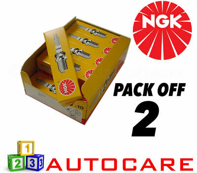 NGK Replacement Spark Plugs Honda Acty #2828 2pk • 7.32£