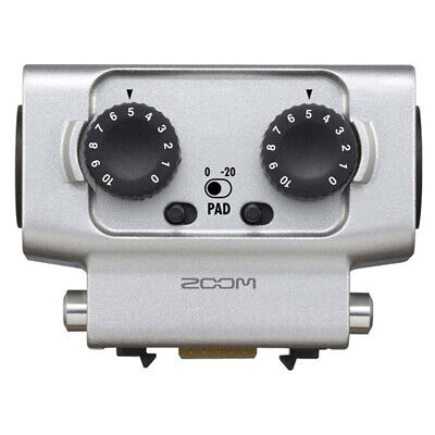 Zoom EXH-6 Dual XLR TRS Combo Capsule For H6 Recorder (NEW) • 63.28£