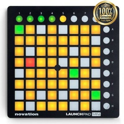 NEW Novation Performance Controller Launchpad Mini MK 2 Genuine From JAPAN • 114.80£