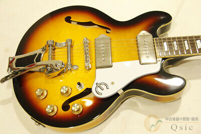 Epiphone Casino Coupe W / Bigsby VS From Japan • 434.63£