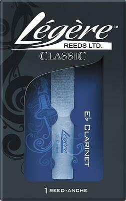 Legere Standard Classic Eb Clarinet Reed - 2.75 Strength • 22.50£