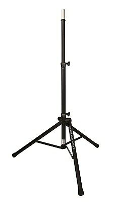 Ultimate Support TS-80B Tripod Speaker Stand With Speaker Adapter In Black • 69£