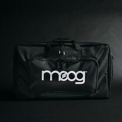 Moog Gig Bag For Little Phatty Or Sub (Subsequent) 37, Padded Interior & Pockets • 56.19£