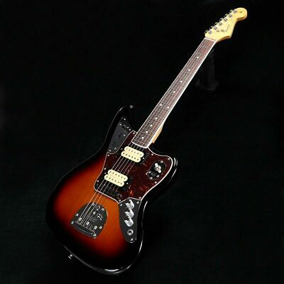New Fender Kurt Cobain Jaguar NOS 3-Color Sunburst Electric Guitar From Japan • 1,570.27£