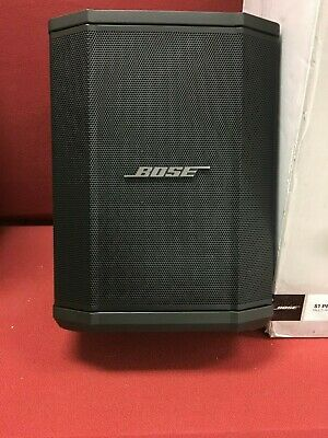 Bose S1 Pro System Multi-Position Bluetooth PA System Mint • 395.99£