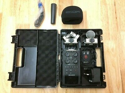 Zoom H6 Handy Recorder - Six Track Portable Recorder  • 220£