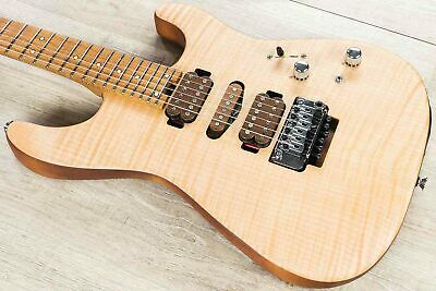 Charvel Guthrie Govan Signature Guitar HSH Caramelized Flame Maple Board Natural • 2,646.87£