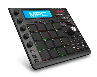 Akai Professional Music Production System With 7GB Sound Source MPC Studio Black • 586.52£