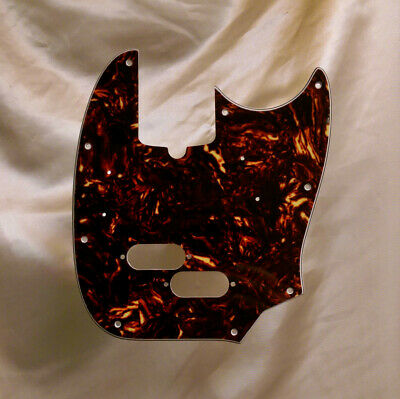 Replacement Pickguard For Fender Justin Meldal-Johnsen Road Worn Mustang Bass • 34.61£