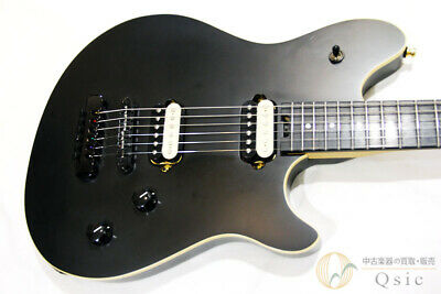 EVH Wolfgang Special Stealth Black HT From Japan • 938.22£