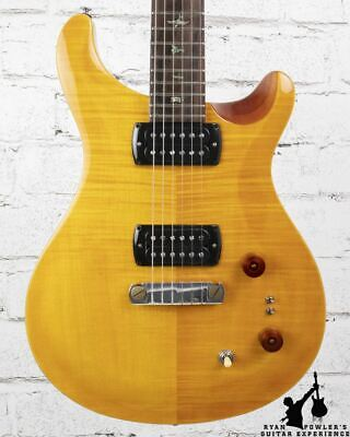 PRS SE Paul's Guitar - Amber W/ Bag (#6646) • 766.63£