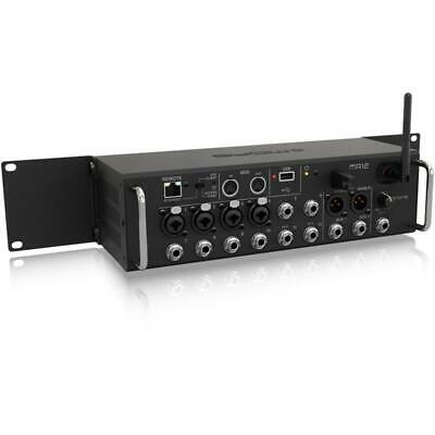 Midas MR12 12Input Digital Mixer For IPad/Android Tablets W/ 4 Midas PRO Preamps • 435.07£