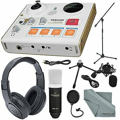 Tascam US-32 MiniStudio Personal Audio Interface Online Podcast/Broadcasts And M • 129.45£