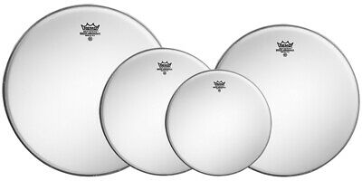 Remo Ambassador Coated US Fusion Drum Head Pack With 14 Inch Ambassador (NEW) • 52.49£