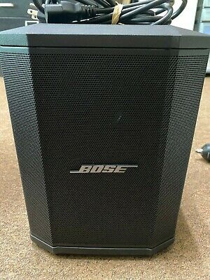 Bose S1 Pro Multi-position PA System With Bluetooth • 384.69£