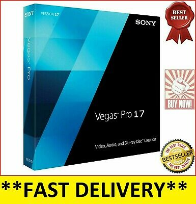 MAGIX VEGAS PRO 17 ACTIVATED 🔐 FULL VERSION📥 DOWNLOAD LINK 🔐 Instant Delivery • 1.50£